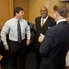 Thom Goolsby, Commissioner Jason Thompson, Commissioner Jonathan Barfield